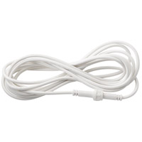 Kichler DLE10WH Independence White Material (Not Painted) Extension Cord