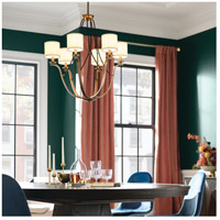 Kichler 43363BK Alden 1 Light 5 inch Black Wall Sconce Wall Light alternative photo thumbnail