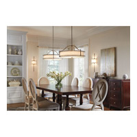 Kichler 43706CLP Emory 3 Light 18 inch Classic Pewter Pendant Ceiling Light alternative photo thumbnail