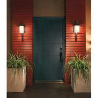 Kichler 49258AZ Stonebrook 1 Light 23 inch Architectural Bronze Outdoor Wall Lantern in Standard alternative photo thumbnail
