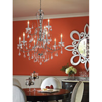 Kichler Lighting Jules 9 Light Chandelier in Chrome 43123CH