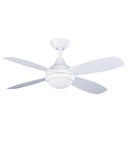 Kendal Lighting Ac10842 Wh Aviator 42 Inch White Ceiling Fan Photo