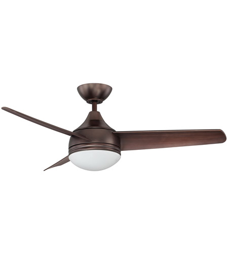Kendal Lighting Ac19242 Obb Moderno 42 Inch Oil Brushed Bronze Ceiling Fan Photo