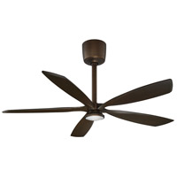 Kendal Lighting AC21454-ARB Phantom 54 inch Architectural Bronze Ceiling Fan