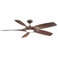 Kendal Lighting AC22054-RC Blade Runner 54 inch Russet Chestnut Ceiling Fan