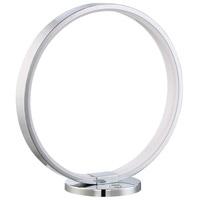 Kendal Lighting PTL4093-CH Circa 15 inch 30 watt Chrome Table Lamp Portable Light