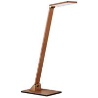 Kendal Lighting PTL8420-RB Reco 20 inch 10 watt Russet Bronze Desk Lamp Portable Light