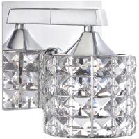 Kendal Lighting VF7100-1L-CH Lustra 1 Light 6 inch Chrome Vanity Light Wall Light