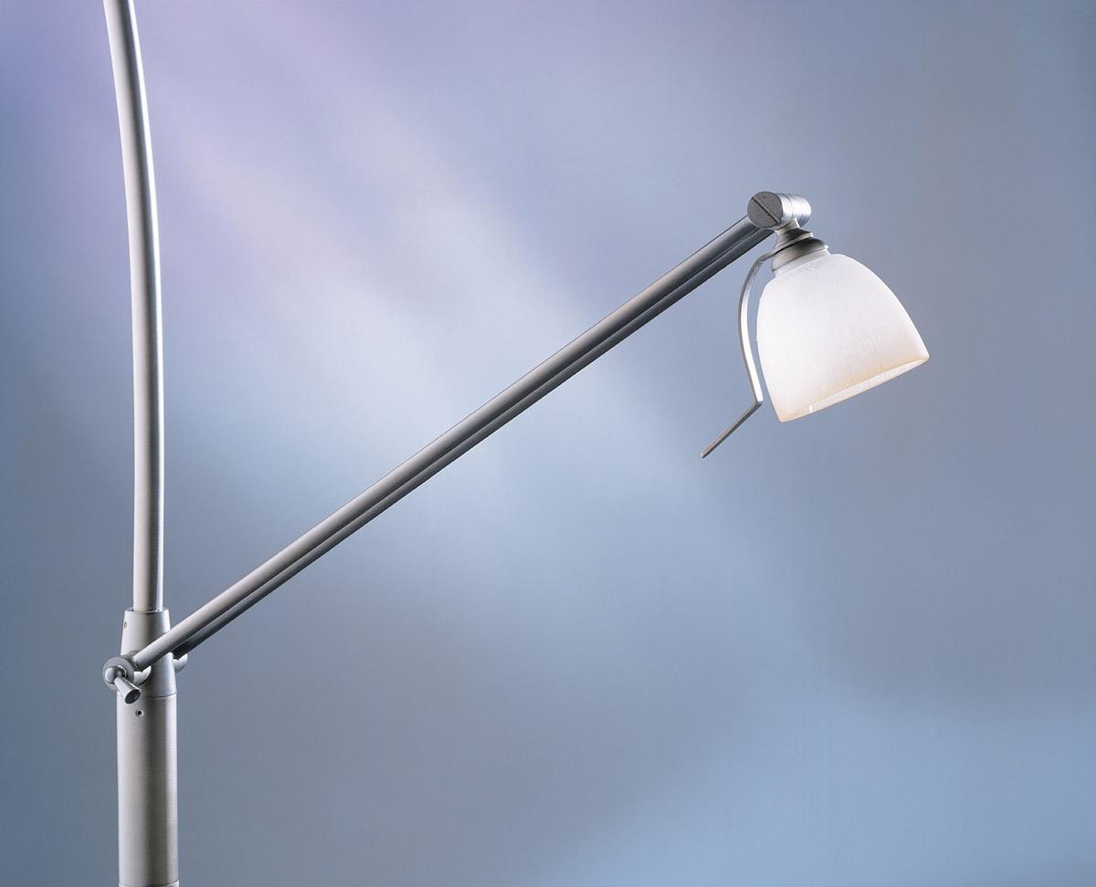 Kendal Lighting Inc Tc4046 Orb Ibis Floor Lamp Oil Brushed Bronze