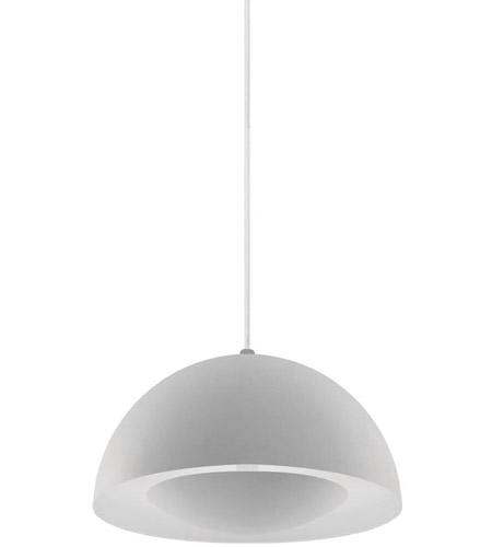 Kuzco Lighting White Pendants