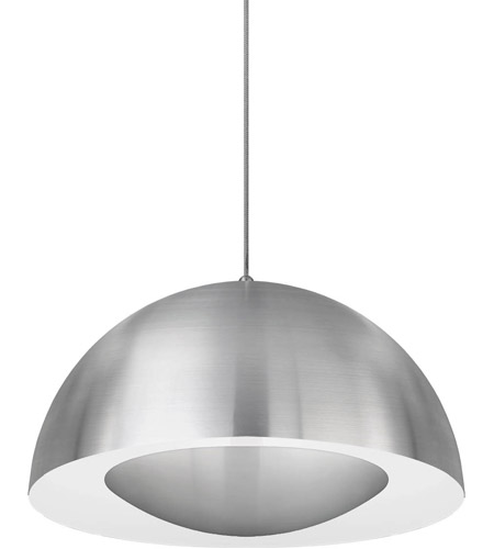 Kuzco Lighting Brushed Nickel Pendants