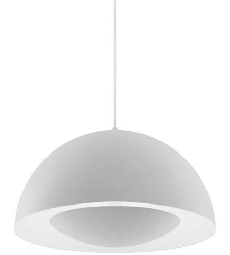 Kuzco Lighting White Signature Pendants
