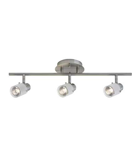 Kuzco Lighting 81363bn Signature 3 Light 120v Brushed Nickel Track Ceiling