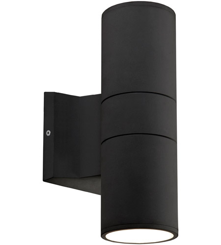 promo code 2f923 213a2 Kuzco Lighting EW3210-BK Signature LED 4 inch Black Wall Sconce Wall Light