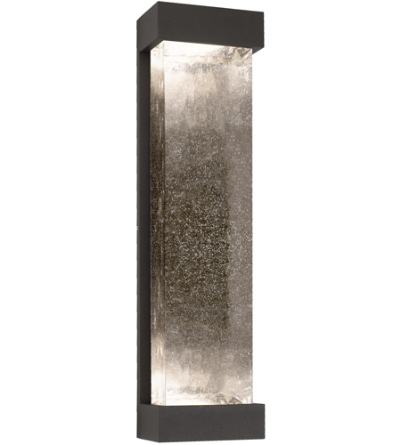 Kuzco Lighting EW7024-GH Moondew LED 24 inch Graphite Outdoor Wall Sconce alternative photo thumbnail