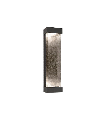 Kuzco Lighting EW7024-GH Moondew LED 24 inch Graphite Outdoor Wall Sconce photo thumbnail