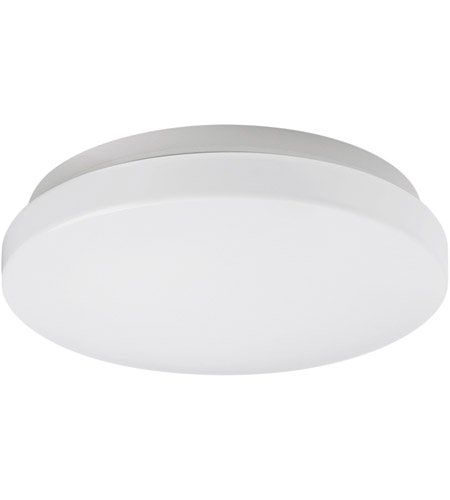 Collins Led 14 Inch Silver Flush Mount