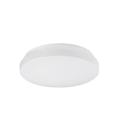 Kuzco Lighting FM9714-WH Collins LED 14 inch White Flush Mount Ceiling Light alternative photo thumbnail