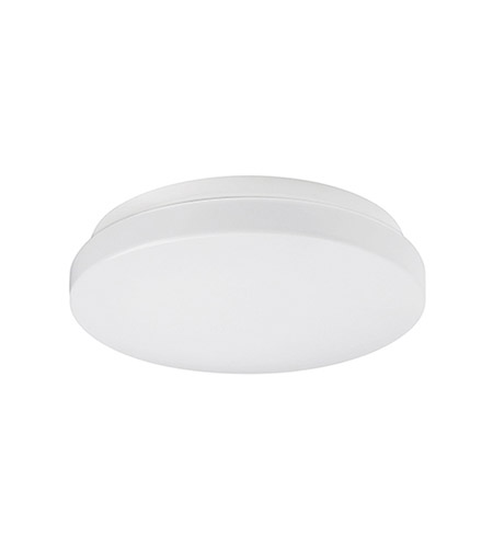 Kuzco Lighting FM9714-WH Collins LED 14 inch White Flush Mount Ceiling Light photo thumbnail
