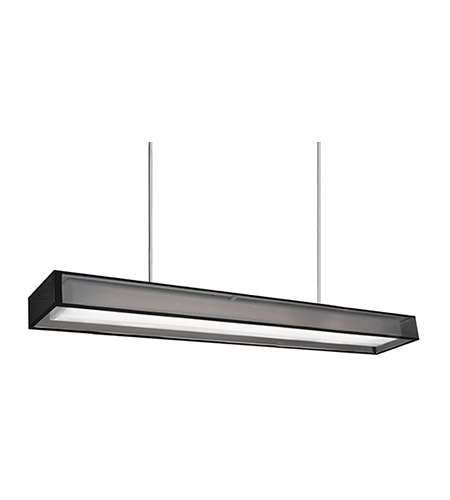 Kuzco Lighting LP14554-BK Covina LED 10 inch Black Pendant Ceiling Light alternative photo thumbnail