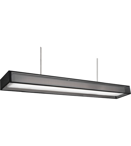 Kuzco Lighting LP14554-BK Covina LED 10 inch Black Pendant Ceiling Light photo thumbnail