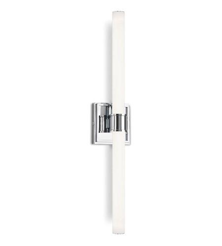 Rona Led 24 Inch Chrome Vanity Light Wall