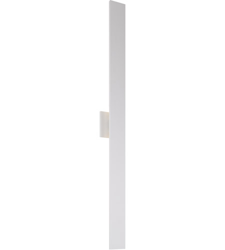 White Vesta Wall Sconces