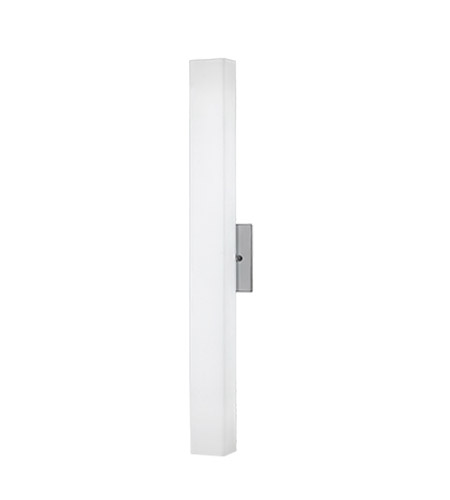 Kuzco Lighting WS8432-BN Melville LED 5 inch Brushed Nickel Wall Sconce Wall Light photo thumbnail