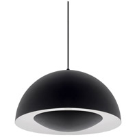Kuzco Lighting 401142BK-LED Cupo LED 16 inch Black Pendant Ceiling Light