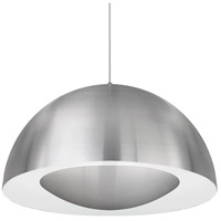 Kuzco Lighting 401143BN-LED Cupo LED 26 inch Brushed Nickel Pendant Ceiling Light