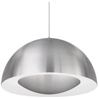 Cupo LED 36 inch Brushed Nickel Pendant Ceiling Light