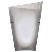Kuzco Lighting 699013R-SM Calla 2 Light 5 inch Smoked Sconce Wall Light
