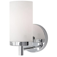 Kuzco Lighting 70271CH Signature 1 Light 5 inch Chrome Vanity Light Wall Light