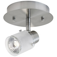 Kuzco Lighting 81351BN Galway 1 Light 120V Brushed Nickel Track Lighting Ceiling Light