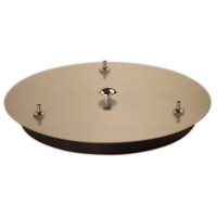 Kuzco Lighting CNP03AC-VB Signature Vintage Brass Canopy