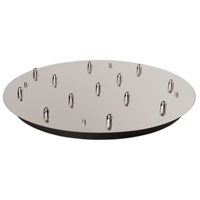 Kuzco Lighting CNP13AC-BN Signature Brushed Nickel Canopy