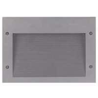 Kuzco Lighting ER7108-GY Newport LED 10 inch Grey Exterior Recessed Light