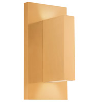Kuzco Lighting EW22109-GD Vista LED 4 inch Gold Sconce Wall Light