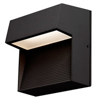 Kuzco Lighting EW3406-BK Byron LED 6 inch Black Wall Sconce Wall Light