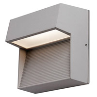Kuzco Lighting EW3406-GY Byron LED 6 inch Grey Wall Sconce Wall Light