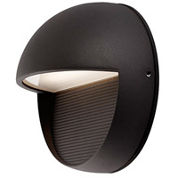 Kuzco Lighting EW3506-BK Byron LED 6 inch Black Wall Sconce Wall Light