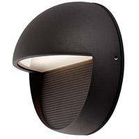 Kuzco Lighting EW3506-BK Byron LED 6 inch Black Wall Sconce Wall Light