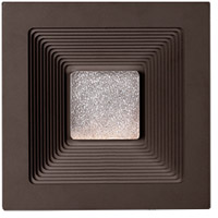 Agent LED 8 inch Brown Wall Sconce Wall Light