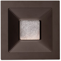 Kuzco Lighting EW53808-ES Las Vegas LED 8 inch Espresso Sconce Wall Light