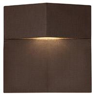 Kuzco Lighting EW54008-ES Element LED 8 inch Espresso Outdoor Wall Sconce