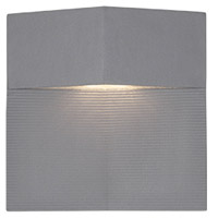 Element LED 8 inch Grey Outdoor Wall Sconce