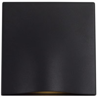 Lenox LED 8 inch Black Outdoor Wall Sconce