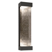 Kuzco Lighting EW7024-GH Moondew LED 24 inch Graphite Outdoor Wall Sconce