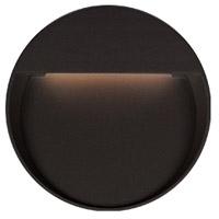 Kuzco Lighting EW71205-BK Mesa LED Black Outdoor Wall Sconce