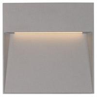 Kuzco Lighting EW71311-GY Casa LED 8 inch Grey Outdoor Wall Sconce